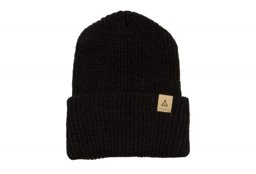 Wilder & Sons Teepee Beanie - black, one size