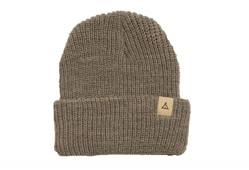 Wilder & Sons Teepee Beanie - light grey heather, one size