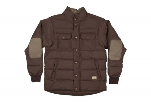 Wilder & Sons Wallowa Down Jacket - Men's - vintage brown, medium