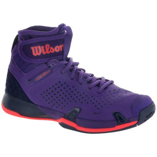 Wilson Amplifeel All Court: Wilson Women's Tennis Shoes Tillandsia Purple/Evening Blue