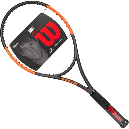 Wilson Burn 100S Countervail: Wilson Tennis Racquets
