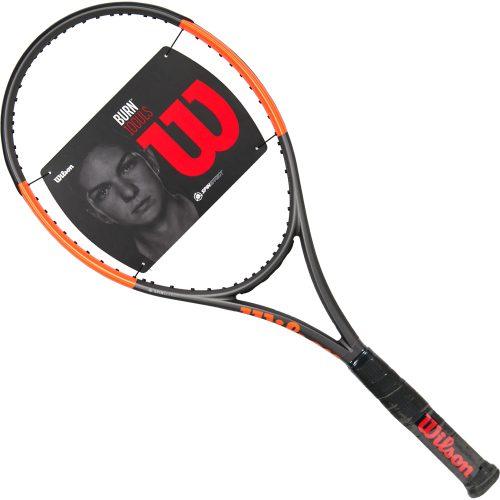 Wilson Burn 100ULS 2017: Wilson Tennis Racquets