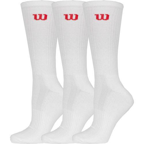 Wilson Crew Socks: Wilson Men's Socks 3 Pack