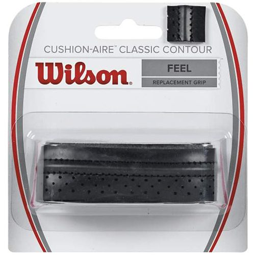 Wilson Cushion-Aire Classic Contour Replacement Grip: Wilson Tennis Replacet Grips