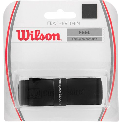 Wilson Featherthin Replacement Grip: Wilson Tennis Replacet Grips