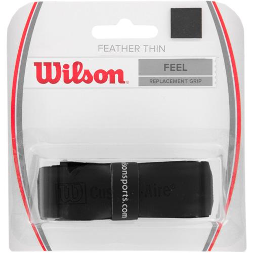 Wilson Featherthin Replacement Grip: Wilson Tennis Replacet Grips