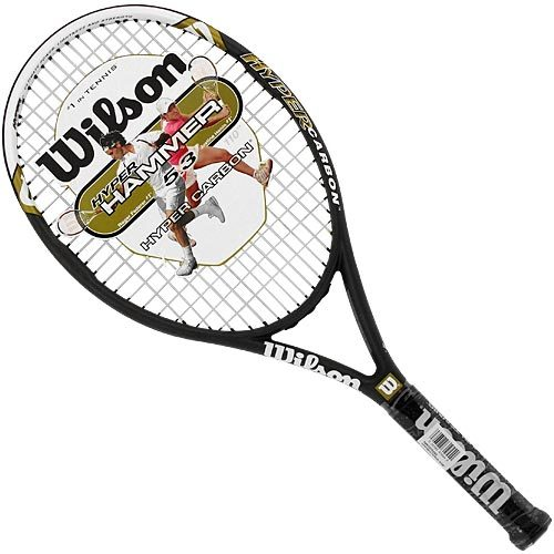 Wilson Hyper Hammer 5.3 Stretch Over: Wilson Tennis Racquets