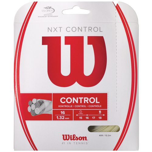 Wilson NXT Control 16: Wilson Tennis String Packages
