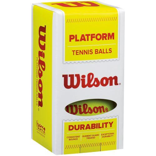 Wilson Platform Balls 2/box: Wilson Platform Tennis Balls