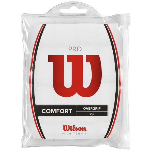 Wilson Pro Overgrip 12 Pack: Wilson Tennis Overgrips