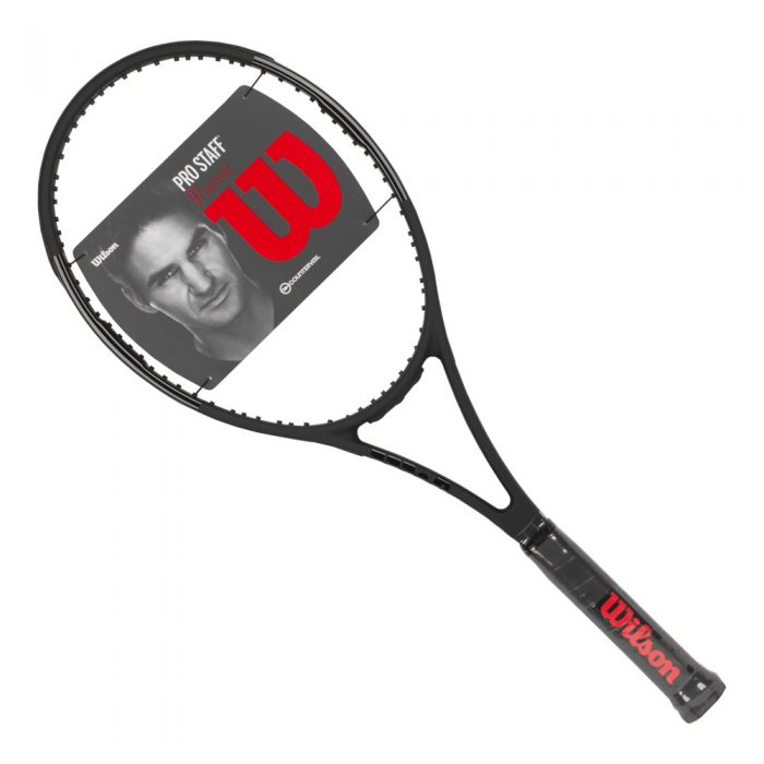 Wilson Pro Staff 97 Countervail Black: Wilson Tennis Racquets