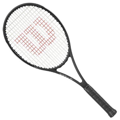 Wilson Pro Staff 97LS Black: Wilson Tennis Racquets