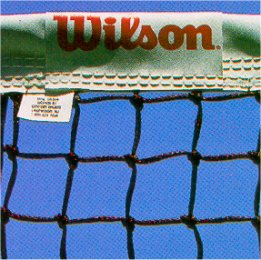 Wilson Super Deluxe Pro Net (#239): Wilson Tennis Nets & Accessories