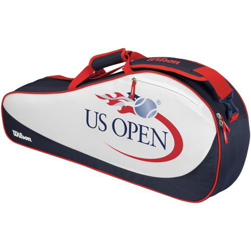 Wilson US Open Triple Bag 2017: Wilson Tennis Bags
