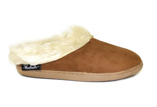 Woolrich Cabin Lounger Slippers - Women's - chestnut, 6