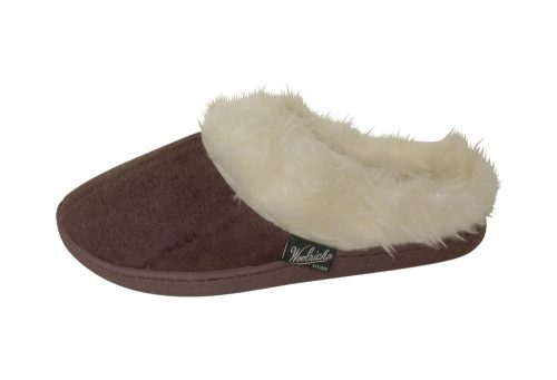 Woolrich Cabin Lounger Slippers - Women's - chocolate, 7