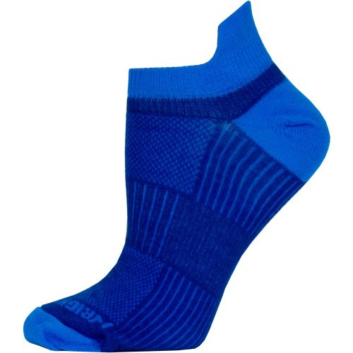 WrightSock Double Layer Coolmesh II No Show Tab Socks: WRIGHTSOCK Socks