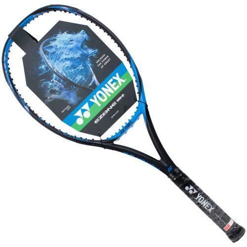 Yonex EZONE 98+ Blue: Yonex Tennis Racquets