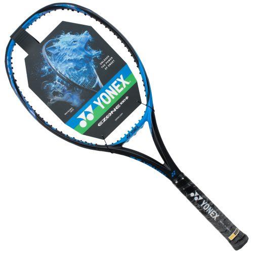 Yonex EzONE 100+ Blue: Yonex Tennis Racquets