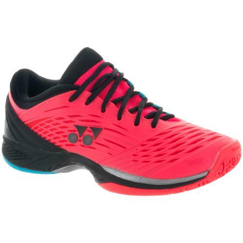 Yonex FusionRev 2 All Court: Yonex Men's Tennis Shoes Coral Red