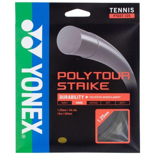 Yonex Poly Tour Strike 16L 1.25: Yonex Tennis String Packages