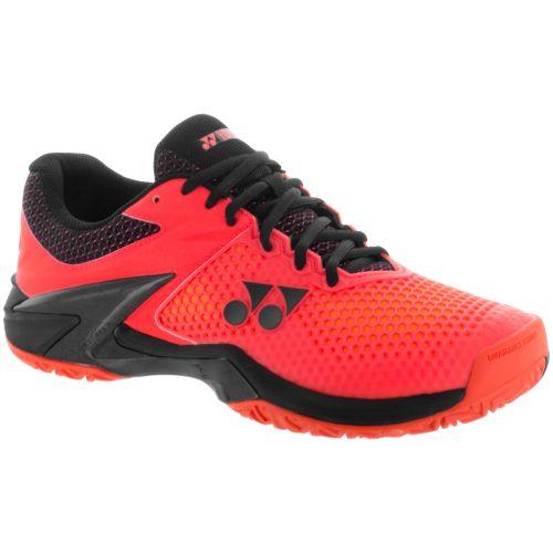 Yonex Power Cushion Eclipsion 2 All Court: Yonex Men's Tennis Shoes Orange/Black