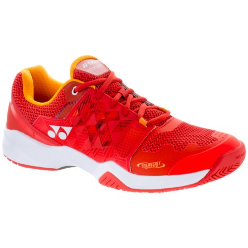 Yonex Sonicage All Court: Yonex Men's Tennis Shoes Orange
