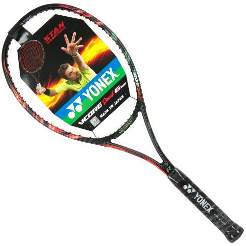 Yonex VCORE Duel G 100: Yonex Tennis Racquets