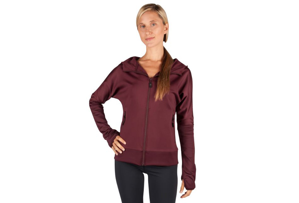 Zuala Freedom Hoodie - Women's - port royale, small