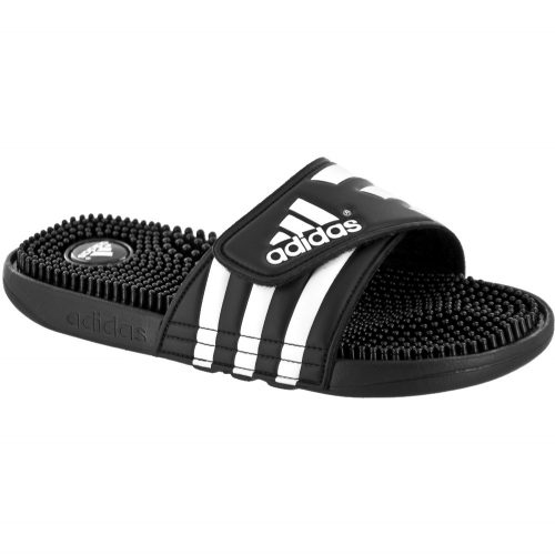 adidas Adissage: adidas Men's Sandals & Slides Black/White