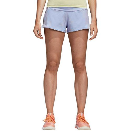 adidas Advantage Short: adidas Women's Tennis Apparel Spring 2018