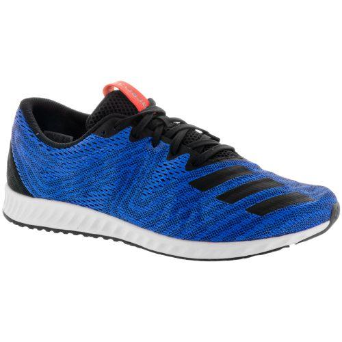 adidas Aerobounce PR: adidas Men's Running Shoes Hi-Res Blue/Core Black/Hi-Res Red