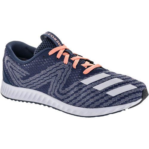 adidas Aerobounce PR: adidas Women's Running Shoes Aero Blue/Aero Blue/Noble Indigo