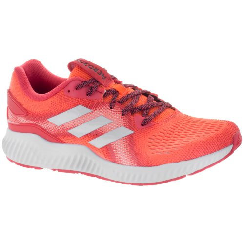 adidas Aerobounce ST: adidas Women's Running Shoes Hi-Res Orange/Real Coral/Aero Blue