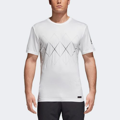 adidas Barricade Tee: adidas Men's Tennis Apparel