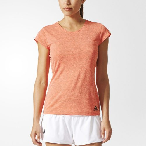 adidas Climachill Tee: adidas Women's Tennis Apparel Fall 2017