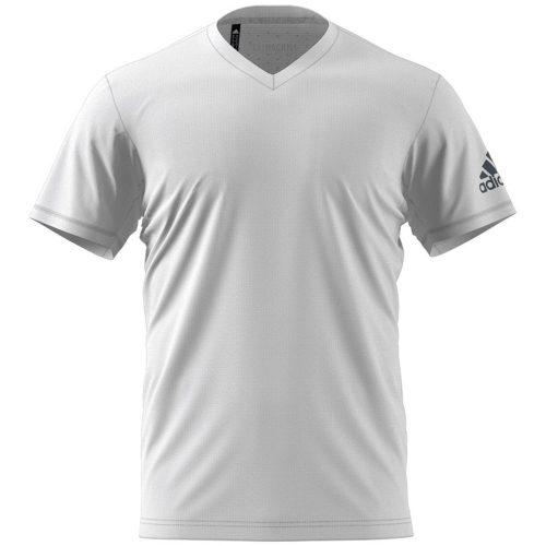 adidas Climachill V-Neck Tee: adidas Men's Tennis Apparel