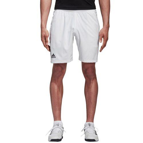 adidas Club 3 Stripes Short: adidas Men's Tennis Apparel