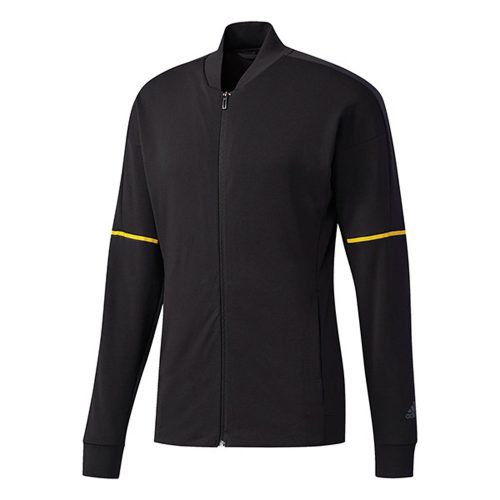 adidas Club Knit Jacket: adidas Men's Tennis Apparel