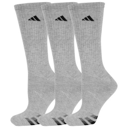 adidas Cushioned Crew Socks 3 Pack: adidas Men's Socks