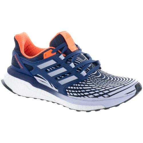 adidas Energy Boost: adidas Women's Running Shoes Noble Indigo/Aero Blue/Hi-Res Orange