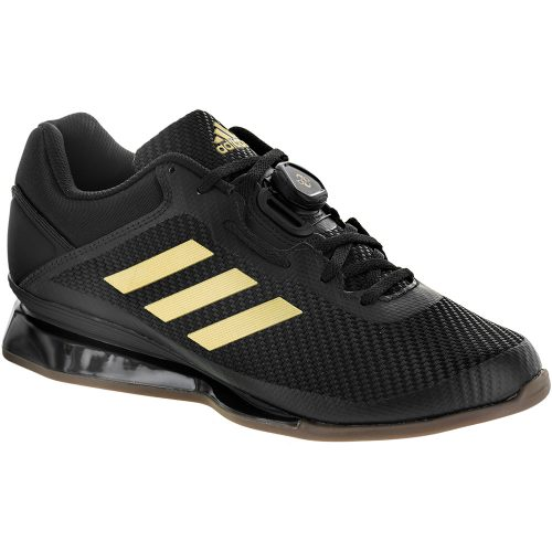adidas Leistung 16 2.0: adidas Men's Training Shoes Core Black/Matt Gold/Core Black