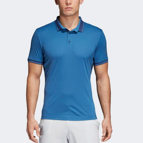 adidas Melbourne Pique Polo: adidas Men's Tennis Apparel