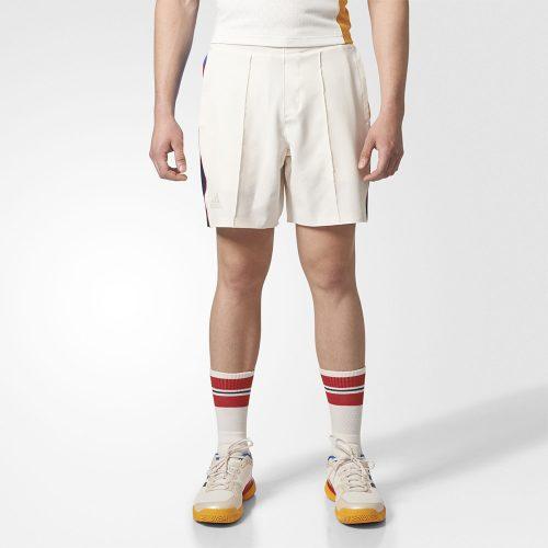 adidas Pharrell Williams NY Color Blocked Shorts: adidas Men's Tennis Apparel