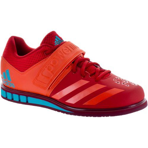 adidas Powerlift 3.1: adidas Men's Training Shoes Scarlet/Energy/Collegiate Burgundy