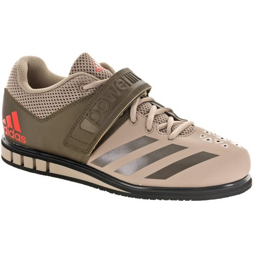 adidas Powerlift 3.1: adidas Men's Training Shoes Tech Beigh/Trace Olive/Core Black