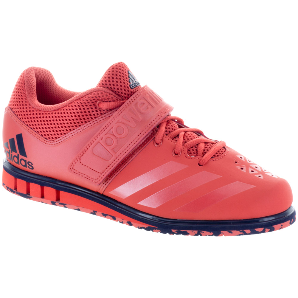 adidas Powerlift 3.1: adidas Men's Training Shoes Trace Scarlet/Trace Scarlet/Noble Ink
