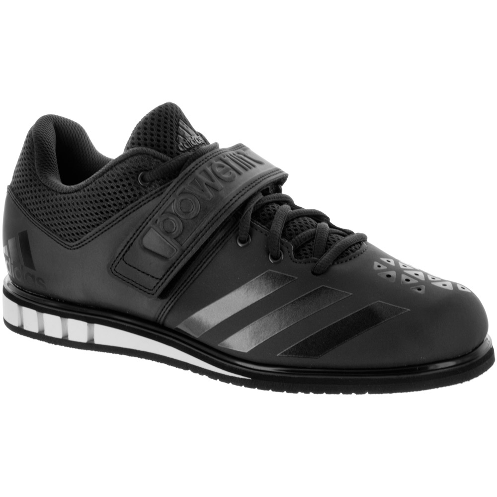 adidas Powerlift 3.1: adidas Men's Training Shoes Utility Black/Core Black/White
