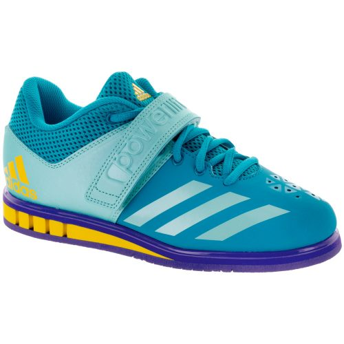 adidas Powerlift 3.1: adidas Women's Training Shoes Energy Blue/Energy Aqua/Energy Ink