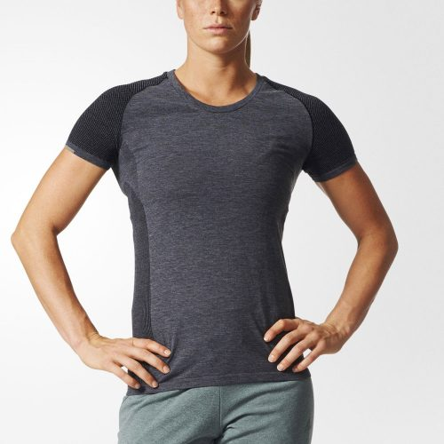 adidas Primeknit Wool Short Sleeve Tee: adidas Women's Running Apparel Fall 2017